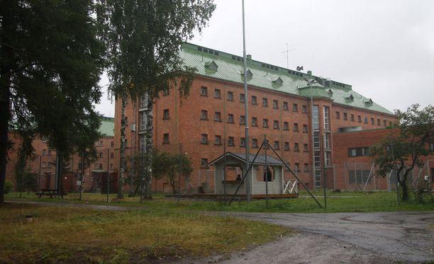 Joutsenon Konnunsuon vastaanottokeskus.