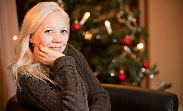 Kaisa Mäkäräinen rauhoittuu jouluna.