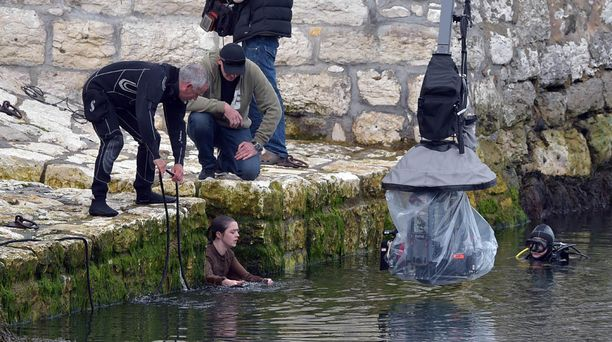 HBO-sarjan kuudetta tuotantokautta kuvataan parhaillaan muun muassa Pohjois-Irlannissa.