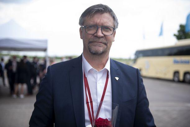 Jukka Jalonen jatkaa Leijonien päävalmentajana.