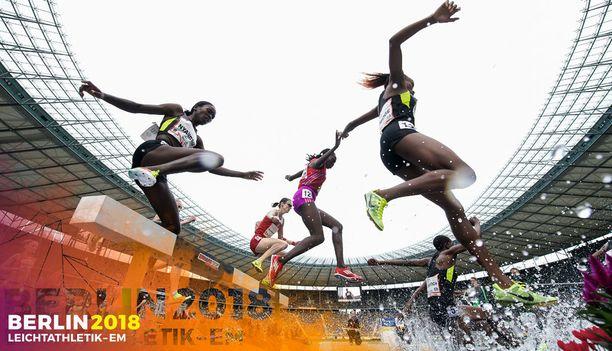 Yleisurheilun EM-kisat näkyvät tänään TV2:lla kolmeen otteeseen: kello 10.00, 11.45 ja 20.45, jolloin kisataan useampikin loppukilpailu.