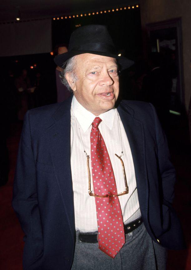 Allan Richin Hollywood-taival kesti yli 50 vuotta.
