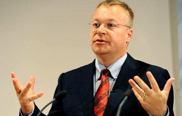 Nokian Elop haluaa ihmisten olevan rehellisiä toisilleen läpi yrityksen.