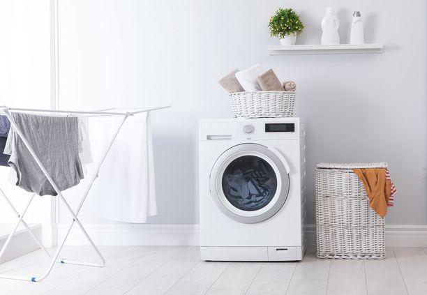 Pyykinpesukone on yksi yleisimmistä vuotovahinkojen aiheuttajista.