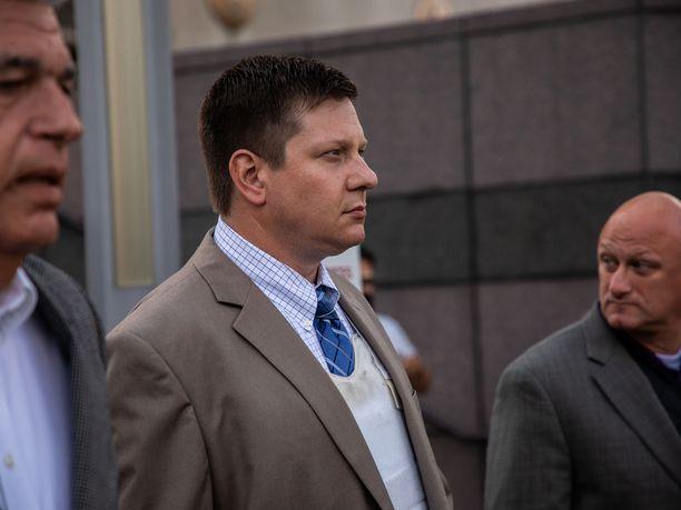 Jason Van Dyke todettiin syylliseksi toisen asteen murhaan.