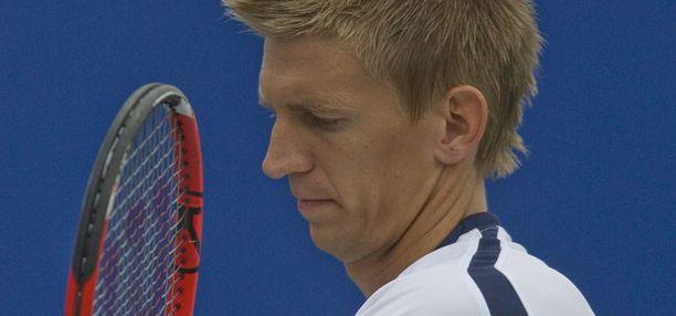 Jarkko Niemisen taival pysähtyi Hampurin turnauksen kolmannelle kierrokselle.