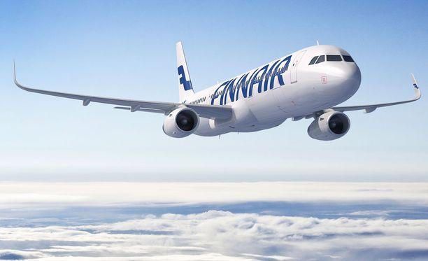 Funchalin kenttä on tunnettu lentokoneille vaikeista tuulistaan. Kuvituskuva.