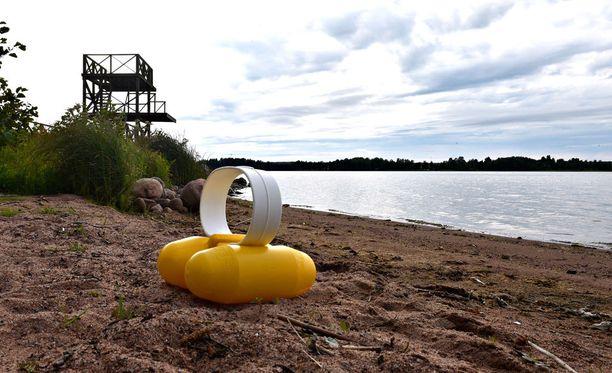 Järvivesien lämpötilat voivat vielä nousta.