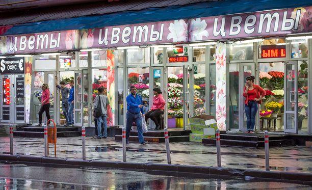 Asiantuntijat katsovat, että ruplamiljardöörien määrän kasvu johtuu ennen muuta ruplan arvon alenemisesta.
