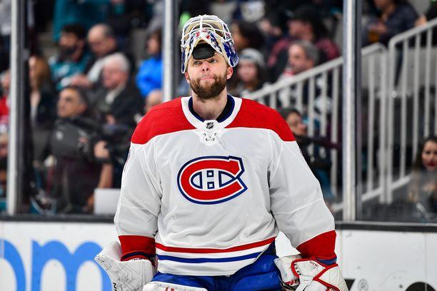 Antti Niemi pelasi viime kaudella Montreal Canadiensin kakkosmaalivahtina. Mies edusti NHL:ssä myös Chicago Blackhawksia, San Jose Sharksia, Dallas Starsia, Pittsburgh Penguinsia ja Florida Panthersia. Niemi on Stanley cup -voittaja.