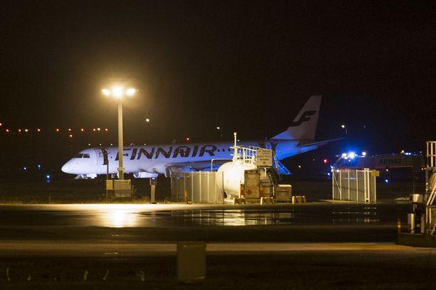 Finnair arvioi, että tarve henkilöstöresurssien sopeuttamiselle jatkuu ainakin koko vuoden 2020.