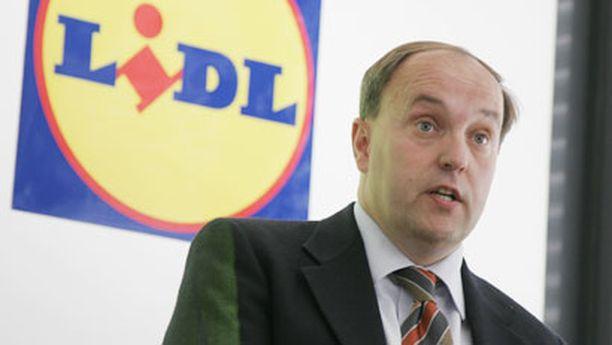 Antti Tiitola jätti Lidl-ketjun.