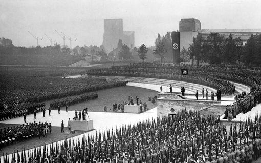Joukko entisiä belgialaisia SS-miehiä saa edelleen eläkettä Saksasta