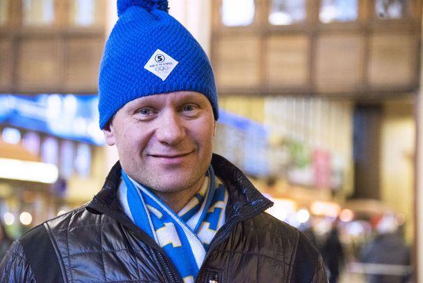 Toni Roponen toimii olympiakisoissa Discoveryn kanavien (TV5 ja Eurosport) sekä Iltalehden asiantuntijana.