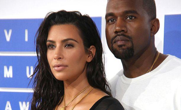 Kim Kardashianin ja Kanye Westin kolmas lapsi syntyi tammikuussa.