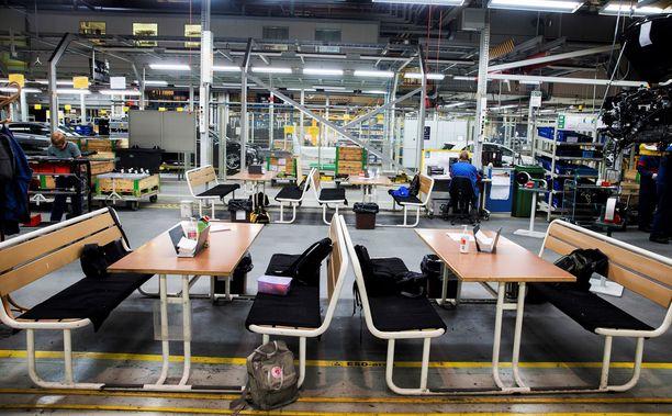 Valmet Automotiven työntekijä saattoi joutua tahallisen myrkytyksen uhriksi.