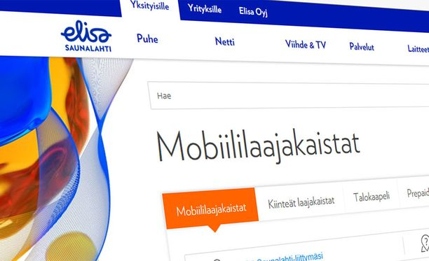 Elisa luopui suunnitelmistaan uudistaa roaming-maksujaan mobiililaajakaista-asiakkailleen.