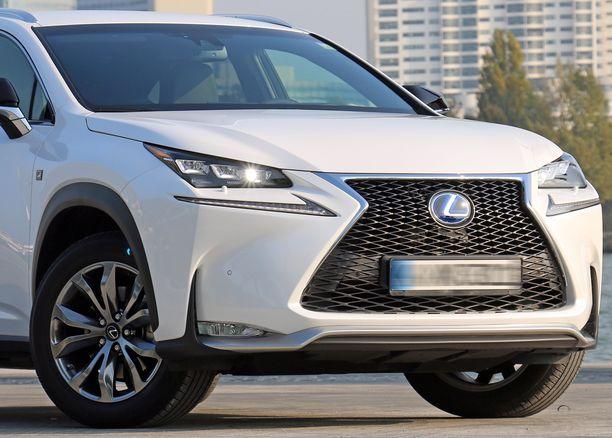 Lexus selvitti ensikatsastukset puhtain paperin ainoana automerkkinä vuonna 2019.
