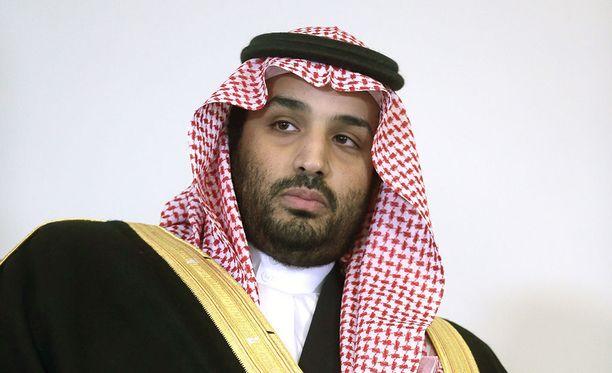 Saudi-Arabian kruununprinssi Mohammed bin Salmanin on arveltu vankistavan valta-asemaansa entisestään määräämällä vastustajiaan pidätettäviksi.