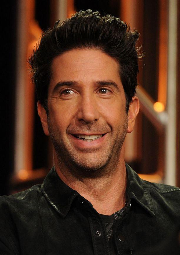 David Schwimmer esiintyi viikonloppuna The Americans -sarjan infossa, mutta kommentoi myös tulevaa Frendit-spesiaalia.
