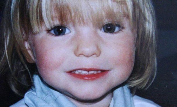 Madeleine McCann katosi perheen hotellihuoneesta, kun vanhemmat olivat illalla ulkona syömässä.