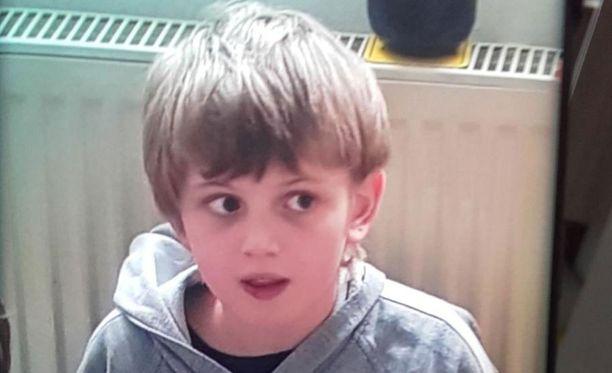 Saksan poliisi etsii kadonnutta Leon-poikaa.
