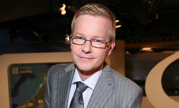 Juha Hietanen on jättänyt Ylen aamutv:n.