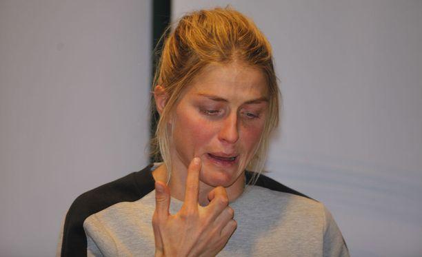 Therese Johaug kärähti dopingista.