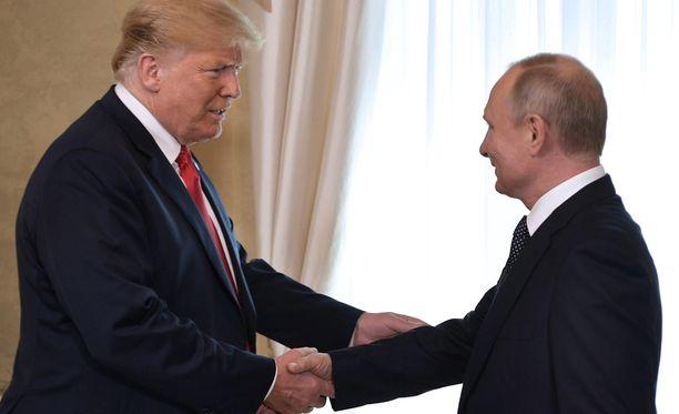 Venäläisen asiantuntijan mukaan Donald Trumpin ja Vladimir Putinin tapaaminen Helsingissä päättää eräänlaisen jääkauden ja aloittaa uuden, lämpimämmän jakson.
