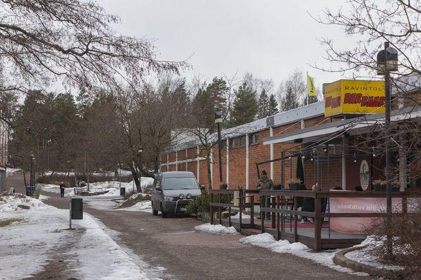 Kotkassa sattui viikonloppuna joukkotappelu, jossa 19-vuotias mies kuoli.