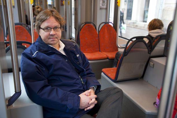Pekka Sauri halusi auttaa Vastaamon tietomurron uhreja lauantain ja sunnuntain välisenä yönä.