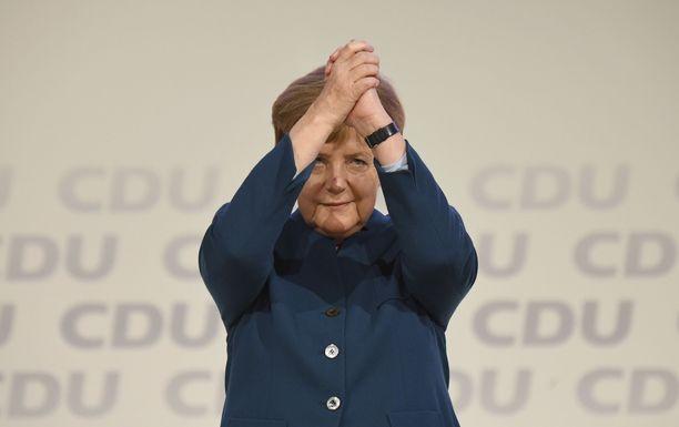 Angela Merkelin pitkä ura puolueensa johdossa päättyy tänään.