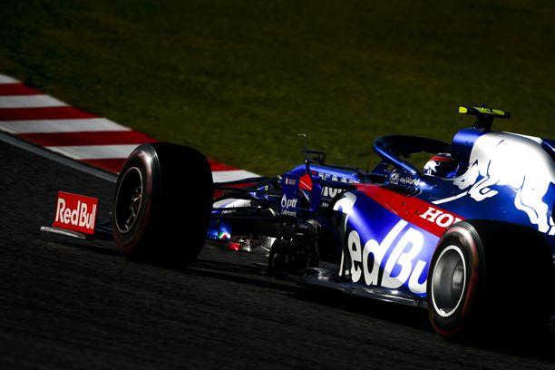 Autosportin mukaan Toro Rosso tunnetaan kaudesta 2020 lähtien Scuderia Alpha Taurina.