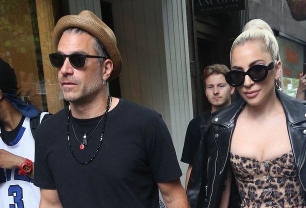 Christian Carino ja Lady Gaga kihlautuivat loppuvuodesta 2018.