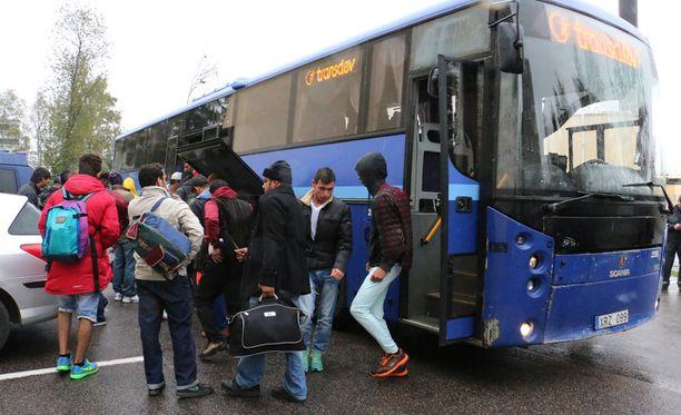 Suomeen odotetaan tänä vuonna yhteensä 30 000 turvapaikanhakijaa.