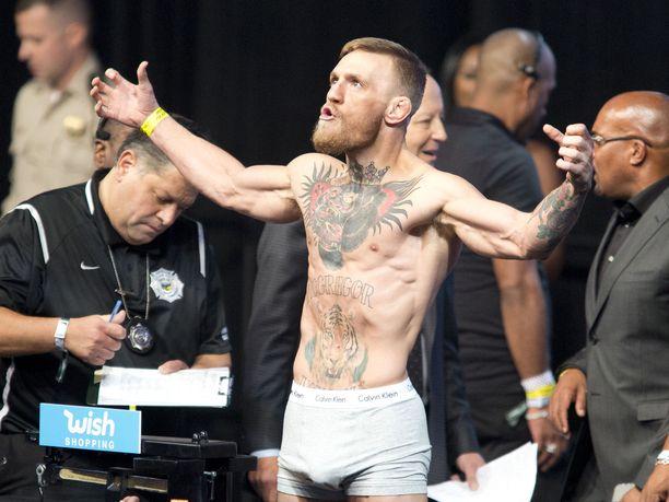 Conor McGregor lopettaa vapaaottelu-uransa.