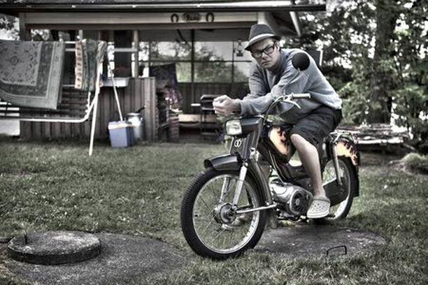 PAPPATUNTURI – NYKYAIKA Pyörässä on tyyliä.