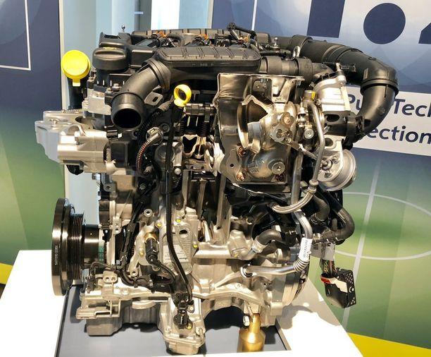 Opel varusti uudistamansa bensiinimoottorit hiukkasuodattimella, koska mikrohiukkasia pitää nyt vähentää myös bensiinimoottoreiden pakokaasuista. Bensiinimoottorissa hiukkassuodatin on huoltovapaa.
