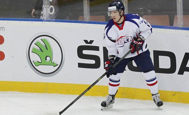 Sanghoon Shin valittiin Etelä-Korean olympiajoukkueeseen.