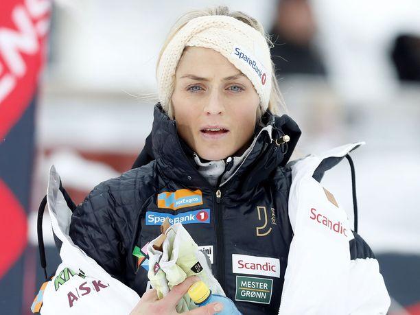 Therese Johaug ei lähde Tourille, jos ohjelmaan ei tule muutoksia.