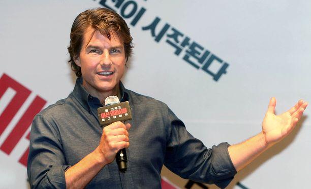 Tom Cruise vaatii kovaa liksaa tulevasta roolistaan.