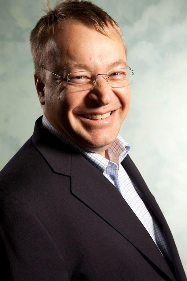 """Toimitusjohtaja Stephen Elop kuuluu verottajan mukaan """"ulkomaisten avainhenkilöiden"""" joukkoon."""