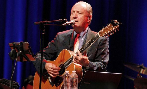 Michael Nesmith, 75, romahti ennen bändin souncheckiä Pennsylvaniassa ja hänet kiidätettiin sairaalaan.