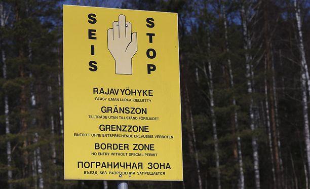 Suomalaismies otettiin kiinni Venäjällä.