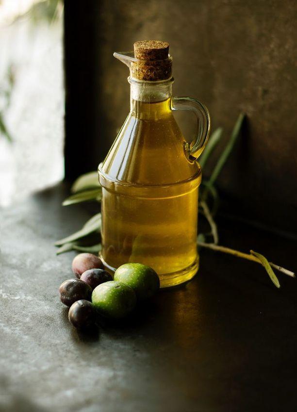 Oliiviöljy on yksi terveellisimmistä vaihtoehdoista.