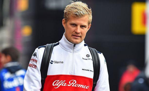 Marcus Ericssonin F1-ura saattaa päättyä jo tämän viikonlopun Italian GP:n jälkeen.
