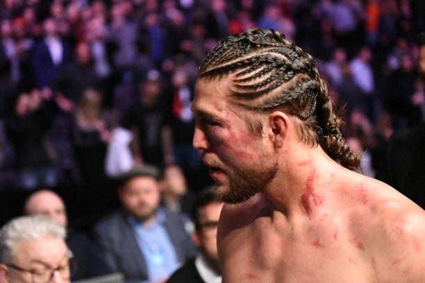 """UFC-tähti Brian ortega on vakuuttunut, että murskaisi """"Iranin Hulkin"""" vapaaottelukehässä."""