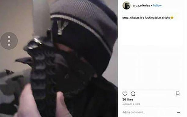 Epäilty ampuja Nikolas Cruz on ollut kotiseudullaan tunnettu väkivaltaisuudestaan ja mieltymyksestään aseisiin.