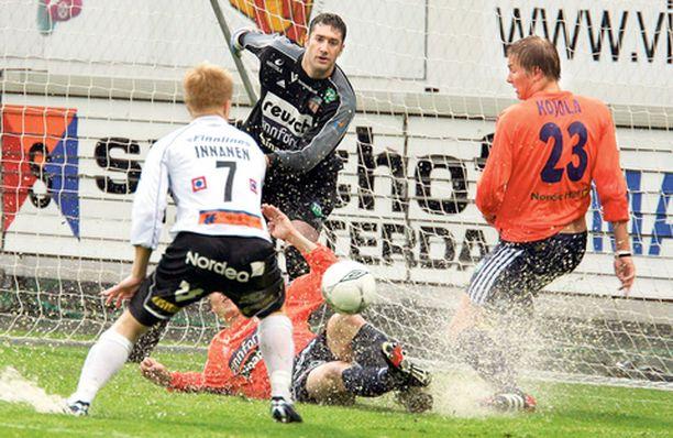 Allianssin 8–0-murskahäviö Hakalle käynnisti vyyhdin, joka ei ihan heti Suomen jalkapallohistoriasta unohdu.