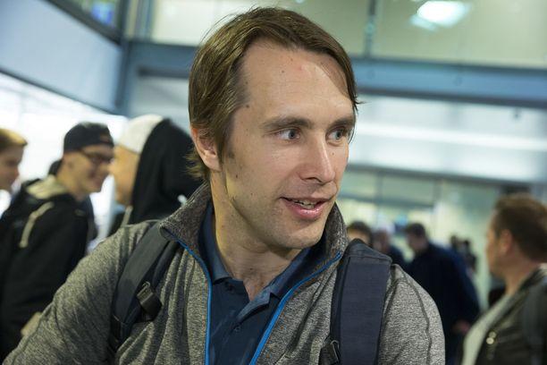 Tuomo Ruutu kuuluu Suomen alle 20-vuotiaiden maajoukkueen valmennusryhmään.